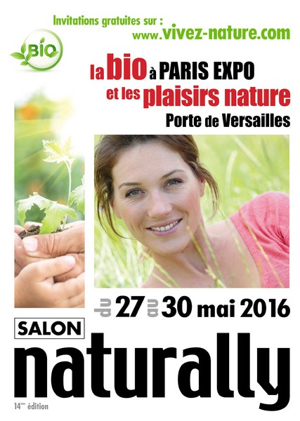 Salon naturally 2016 paris 15e l 39 omnicuiseur vitalit for Salon bio paris 2016