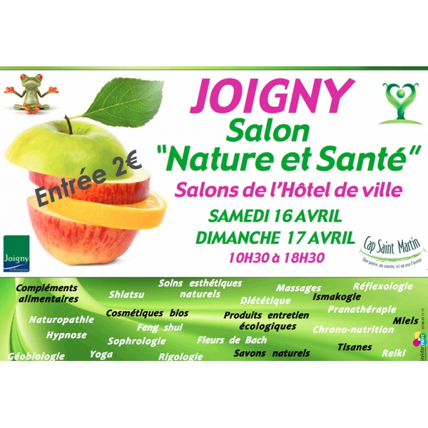 Salon nature et sant 2016 joigny l 39 omnicuiseur vitalit for Salon nature