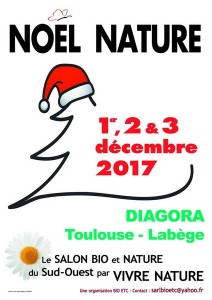 Salon no l nature 2017 toulouse lab ge l 39 omnicuiseur for Salon bio toulouse